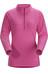 Arc'teryx W's Ensa Zip Neck LS Houli Pink